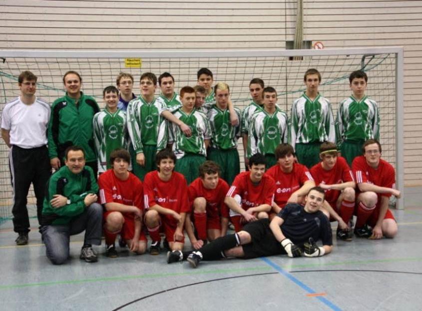 Integr. Fußballmannschaft