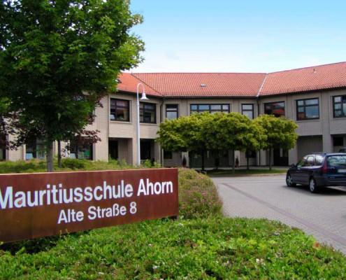 Mauritiusschule und Heilpädagogische Tagesstätte Ahorn